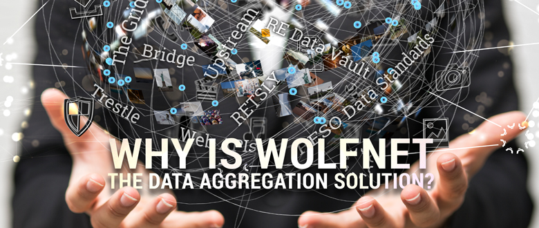 Why is WolfNet the Data Aggregation Solution?