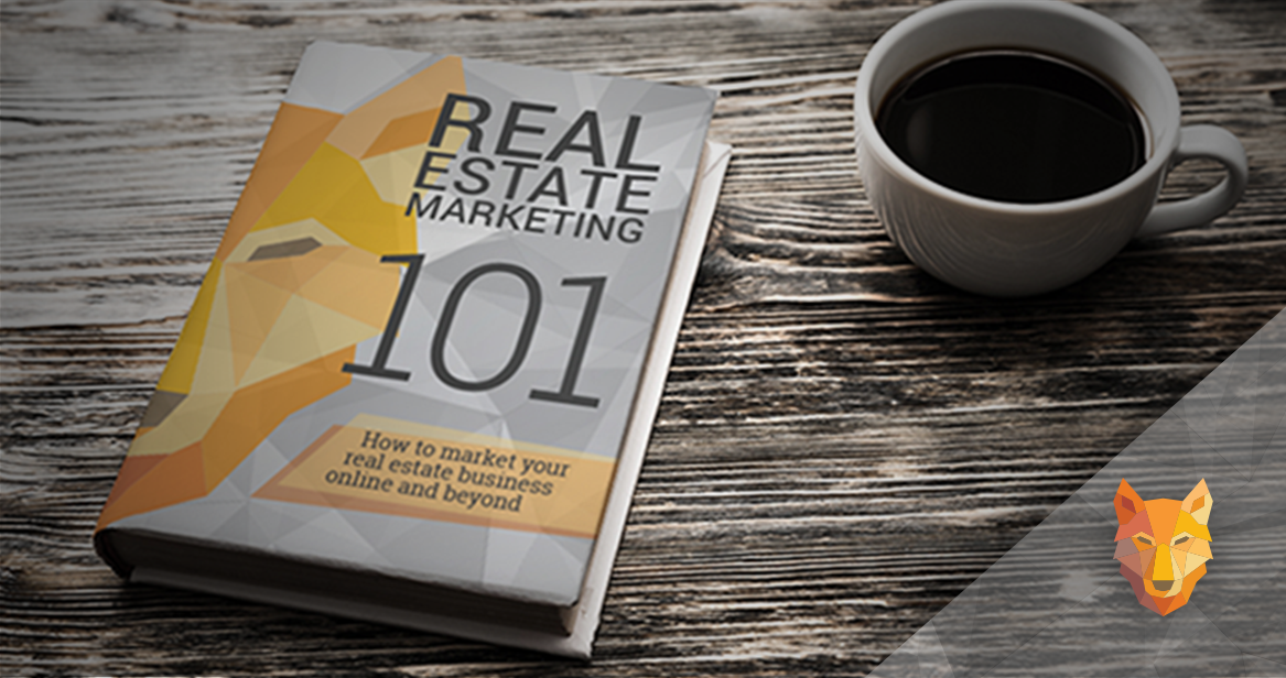 Download our New Real Estate Marketing 101 E-Book!